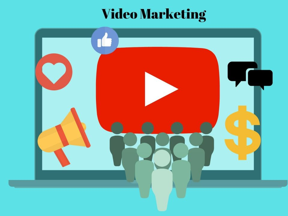 social video marketing infographic